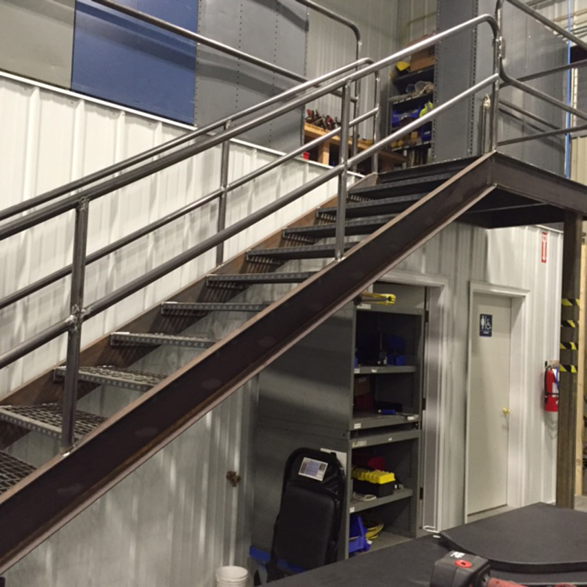 Post-Handrail-Stiars-Metal-Hand-Rail-Billings-Welding-AIH-manufacturing