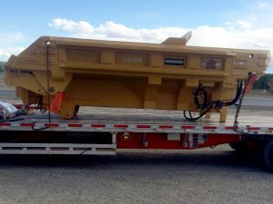 Ejector Dumper Road Equipment Billings at AIH