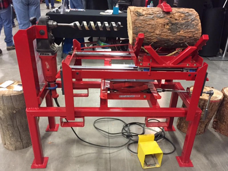 Drill Jig for River Ridge Landscaping